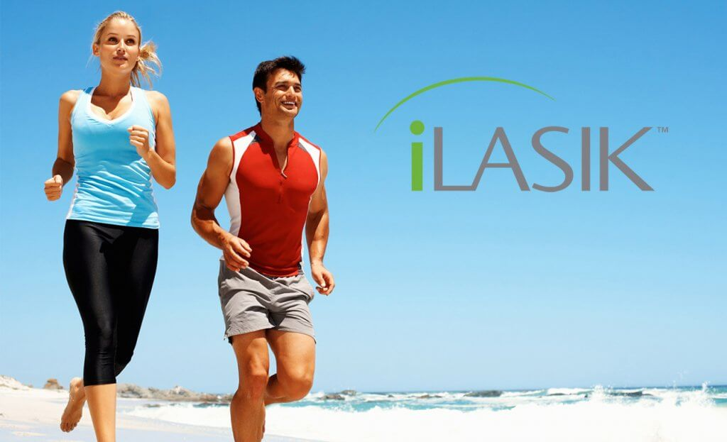 iLasik vision correction benefits for active and social lifestyles